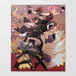 K.U.N.O.I.C.H.I Canvas Print