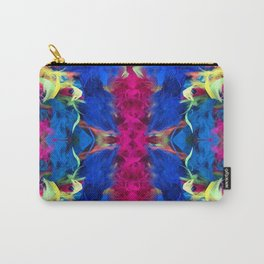 Magnificent Feathers Carry-All Pouch