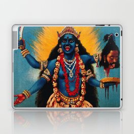 Kali - Hindu Laptop & iPad Skin