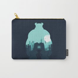 Welcome To Monsters, Inc. Carry-All Pouch
