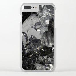 XX Square Quartz Clear iPhone Case