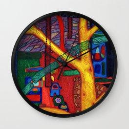 Nugent Hill, BS6 Wall Clock