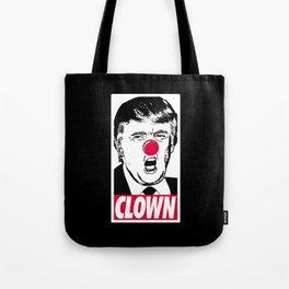 Trump - Clown Tote Bag
