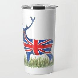 BRITISH Red Deer Travel Mug