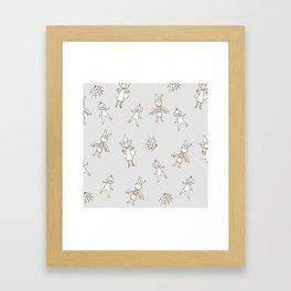 hallow Framed Art Print