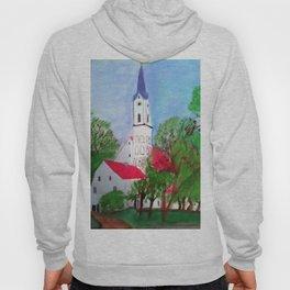 Kirche von Ergolding Hoody