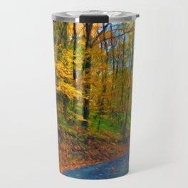 Autumn in Pennsylvania Travel Mug