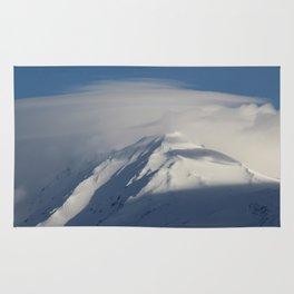 lenticular clouds over Mt. Adams Rug