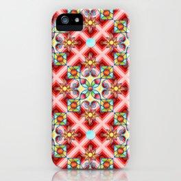 Op Art Arabesque iPhone Case