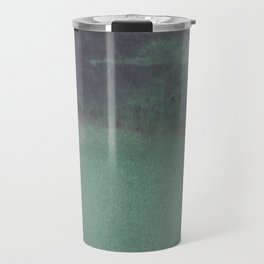 Green Verge Travel Mug