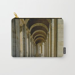 Enfilade left, Royal palace, Madrid Carry-All Pouch