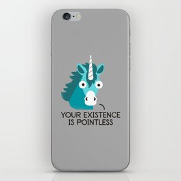 Neigh Sayer iPhone Skin