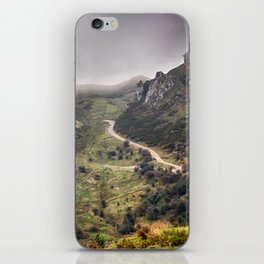 Peaks of Europe 2 iPhone Skin
