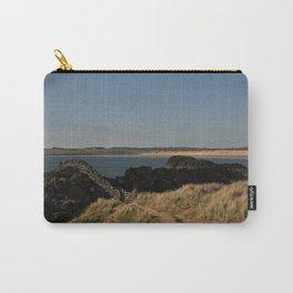 Towards Malltraeth Beach Carry-All Pouch