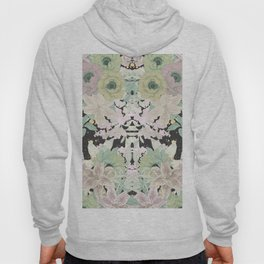 Mirror Flowers Hoody