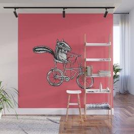 Chipmunk Wall Murals   Society6