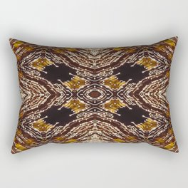 Illuminated kaleidoscope Rectangular Pillow