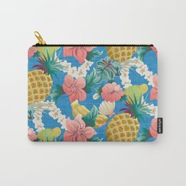 Pineapple Half Drop Carry-All Pouch