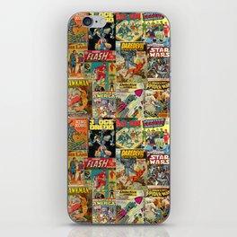 Comics iPhone Skin
