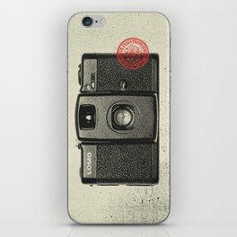 Lomo LC-A+ tribute iPhone Skin
