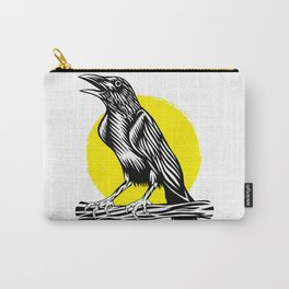 Raven Carry-All Pouch