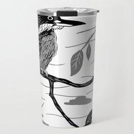 Martín Pescador Travel Mug