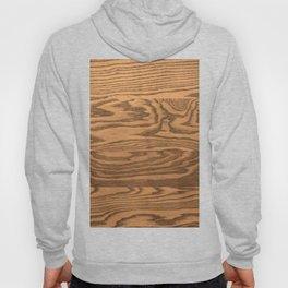 Wood 5, heavily grained wood Horizontal grain Hoody