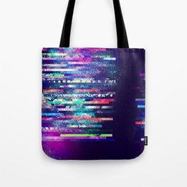 Cosmic stripes Tote Bag