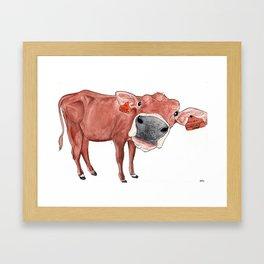 Maggie's Farm Framed Art Print