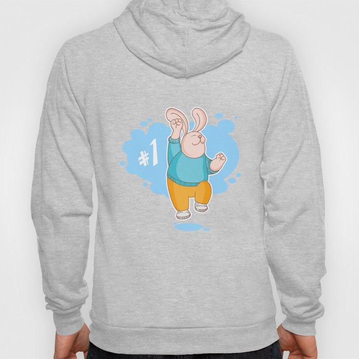 Bunny Winner Hoody