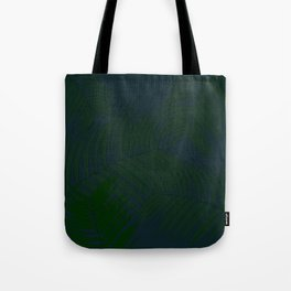 Tropical blue Tote Bag
