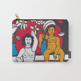 Fernand Leger Carry-All Pouch