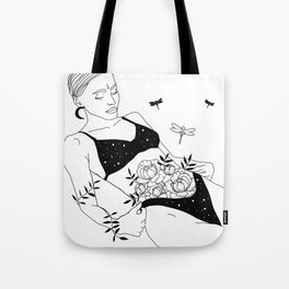 The internal rosary Tote Bag
