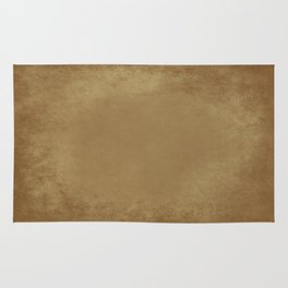 Abstract Tan Leather Texture Rug