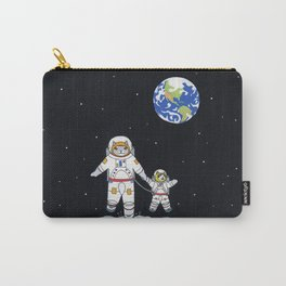 Space Cats Carry-All Pouch