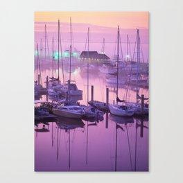 Ashley Marina Mist Canvas Print