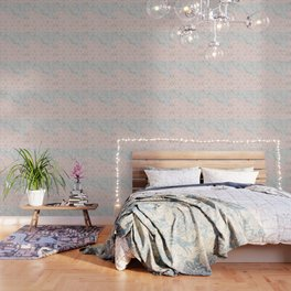 Florence dreams - marble geometric Wallpaper