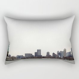 New York....... New York Rectangular Pillow