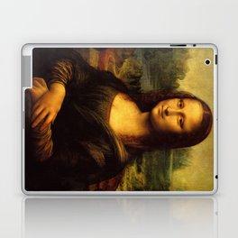 Mona Lisa - Leonardo da Vinci Laptop & iPad Skin