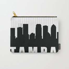 Tampa Skyline Carry-All Pouch