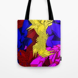 AUTOMATIC WORM 3 Tote Bag
