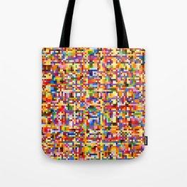 Uplink Detail Tote Bag