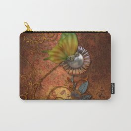 Steampunk butterfly Carry-All Pouch