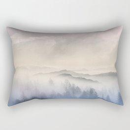 Pastel vibes 56 Rectangular Pillow