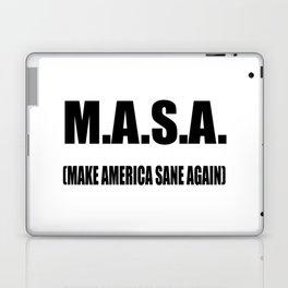 M.A.S.A Laptop & iPad Skin