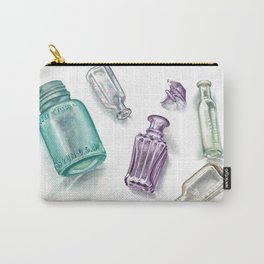 Ancient Bottles Carry-All Pouch