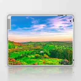 Sunset Fun Laptop & iPad Skin