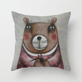 Orsetta Throw Pillow