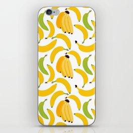 Banana Harvest iPhone Skin