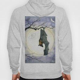 Moonlight Bat Hoody